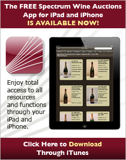Spectrum Wine Auctions iOS App